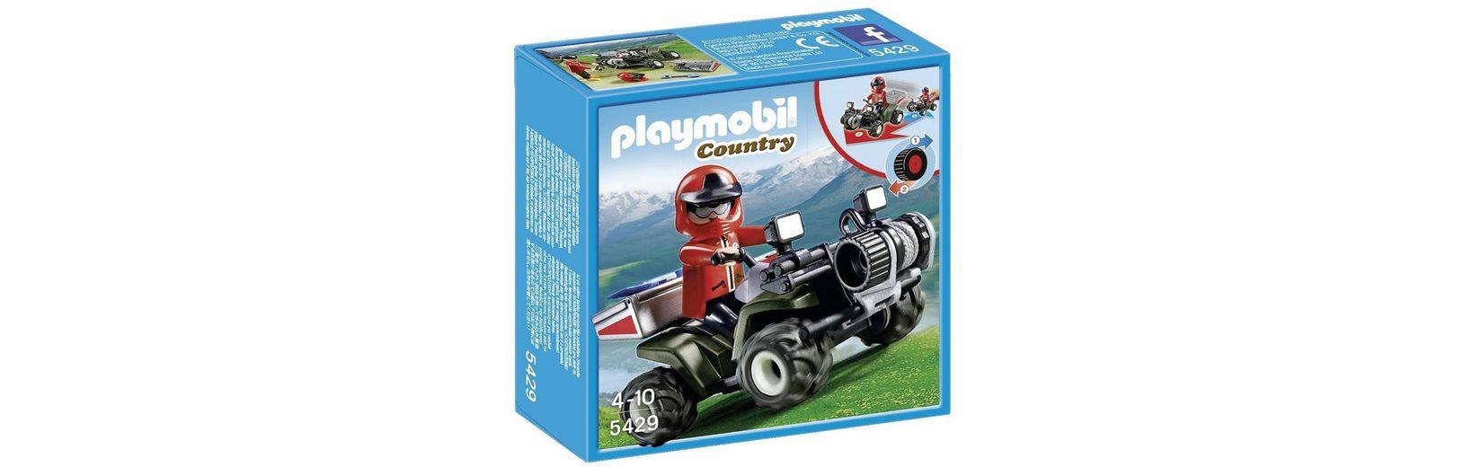 Playmobil® Bergrettungs-Quad (5429), Country