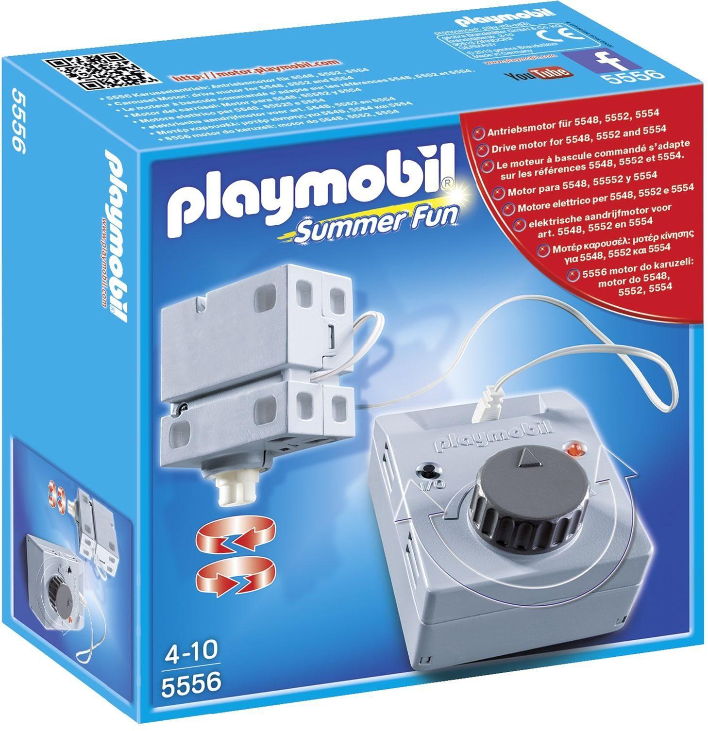 Playmobil® Elektr. Antrieb für Fahrgeschäfte (5556), Summer Fun
