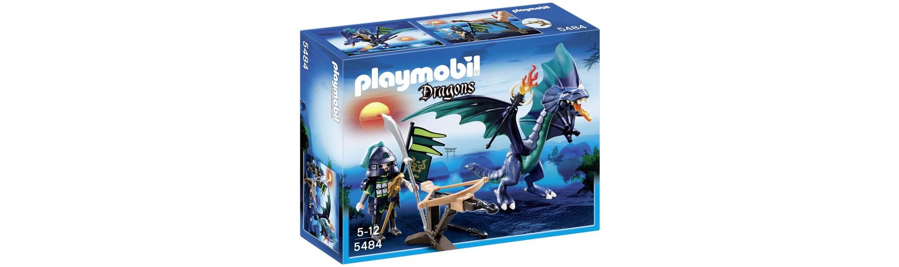 Playmobil® Panzerdrache (5484), Dragons