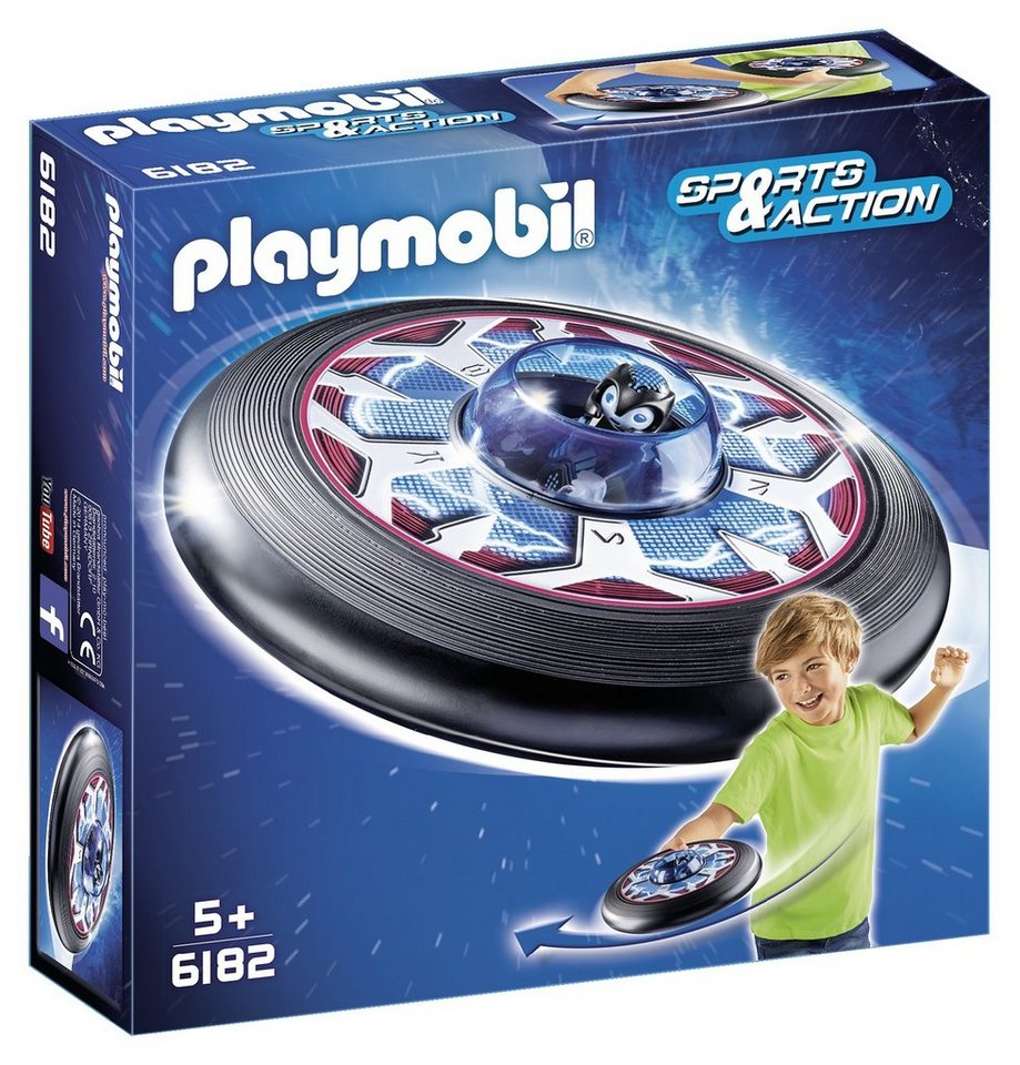 Playmobil® Super-Wurfscheibe Alien (6182), Sports & Action