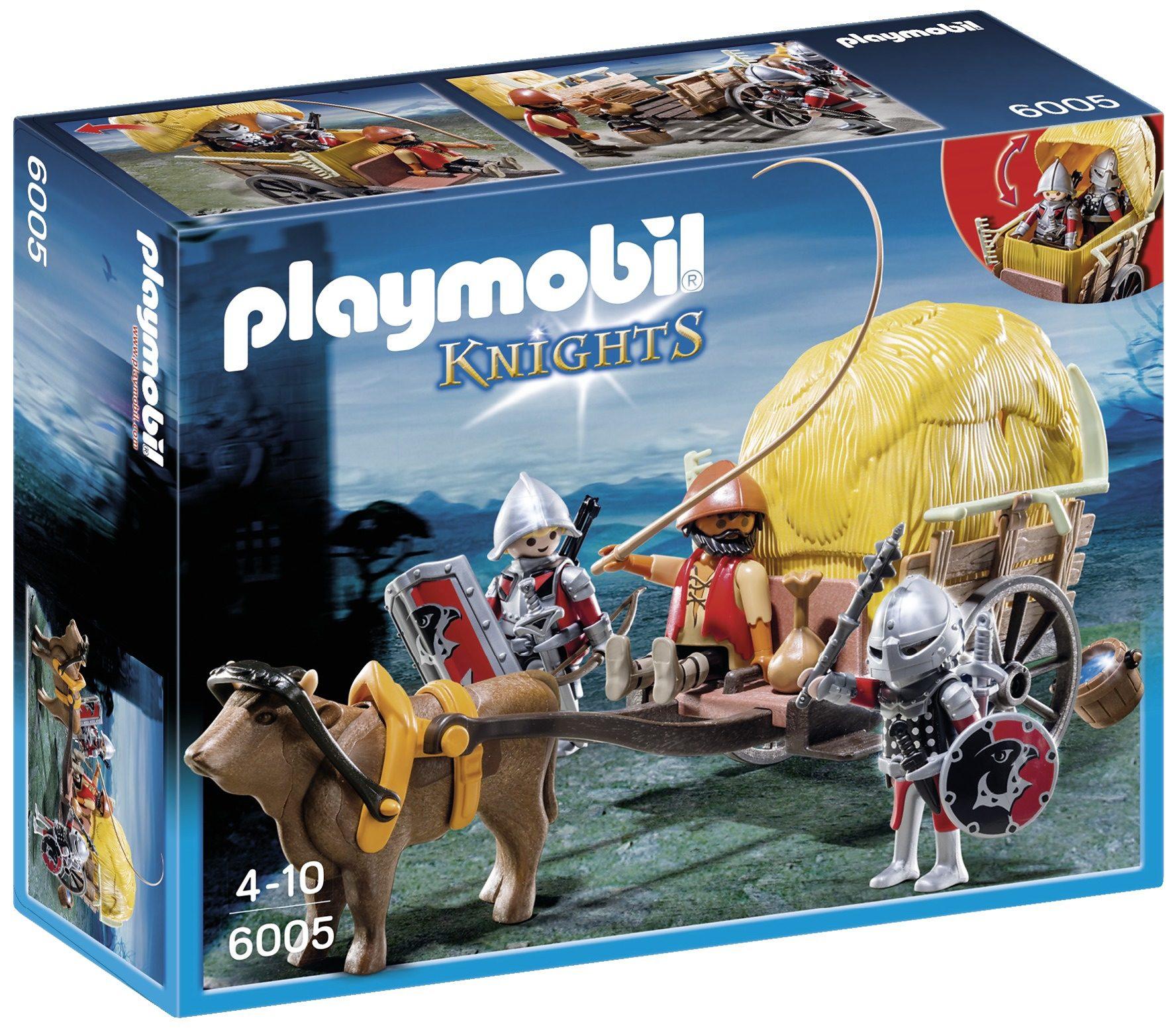 Playmobil® Tarnkutsche der Falkenritter (6005), Knights
