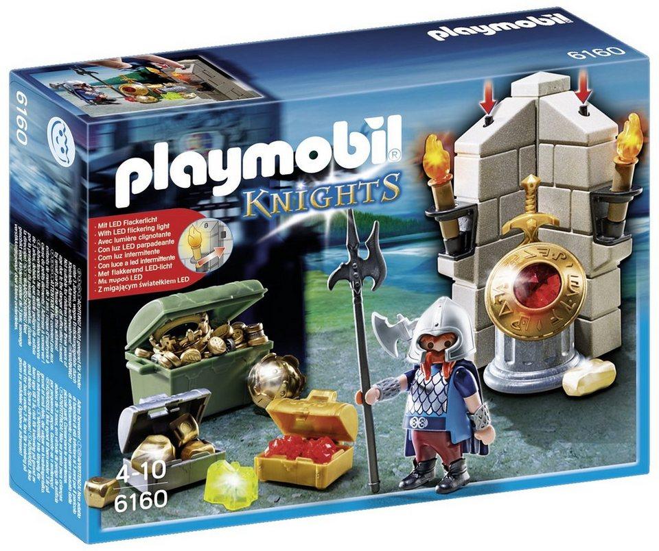 Playmobil® Wächter des Königsschatzes (6160), Knights