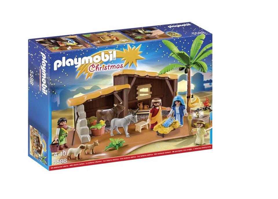 Playmobil® Große Weihnachtskrippe (5588), Christmas