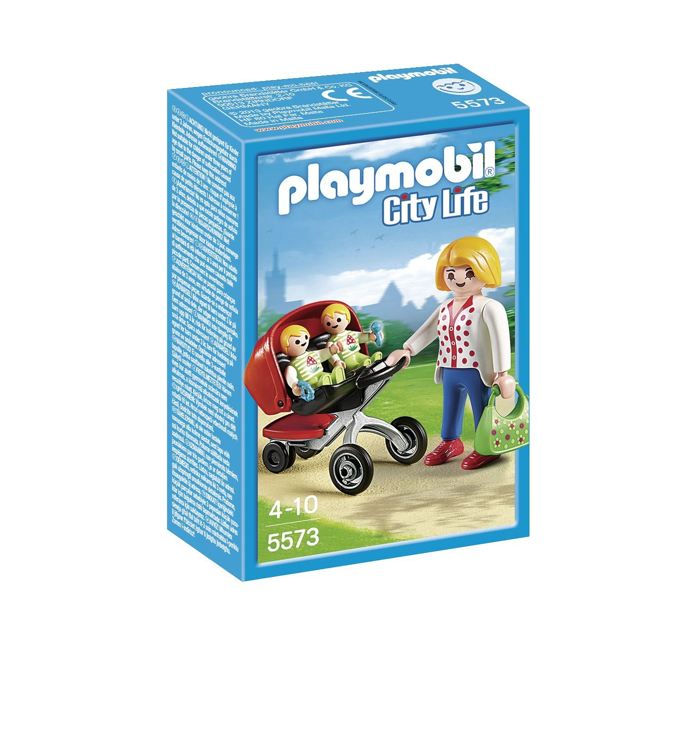 Playmobil® Zwillingskinderwagen (5573), City Life