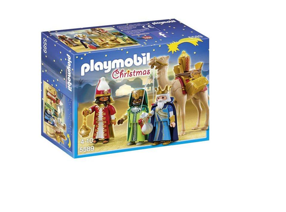 Playmobil® Heilige Drei Könige (5589), Christmas