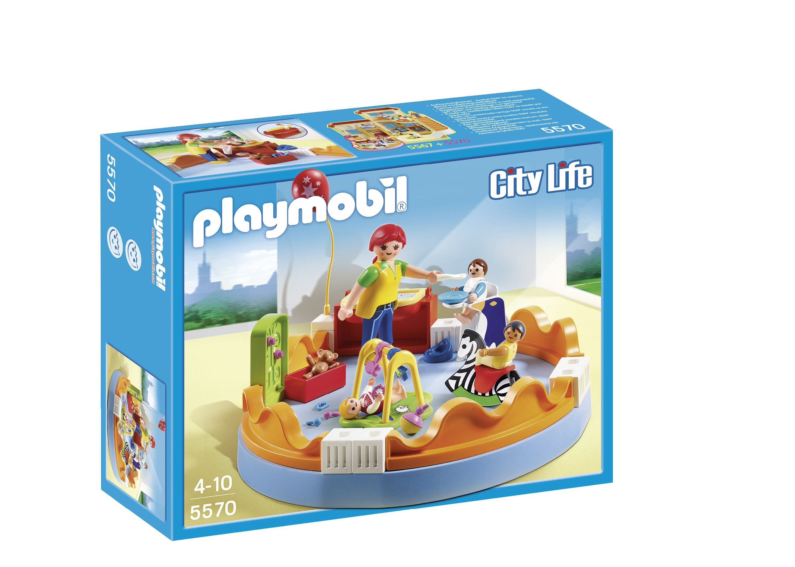 Playmobil® Krabbelgruppe (5570), City Life