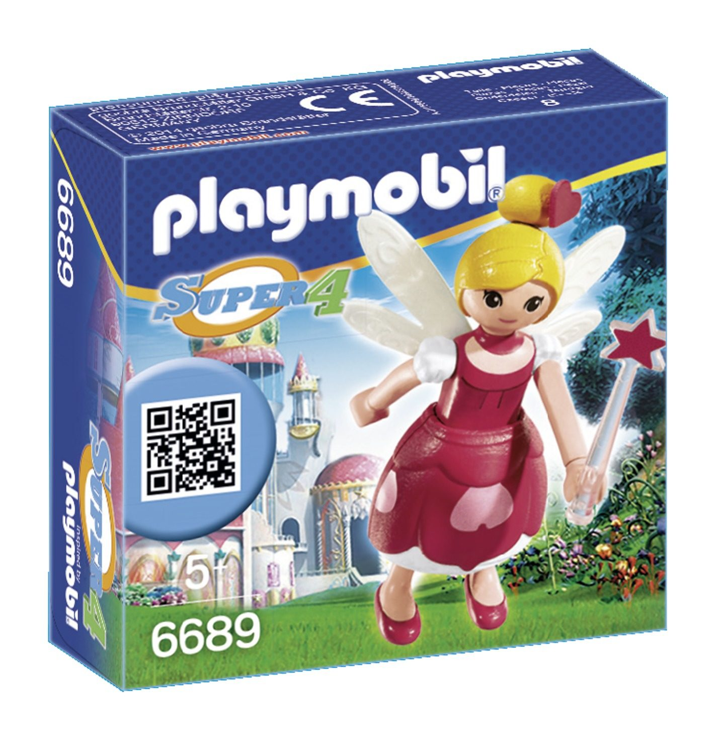 Playmobil® Fee Lorella (6689), Super 4®