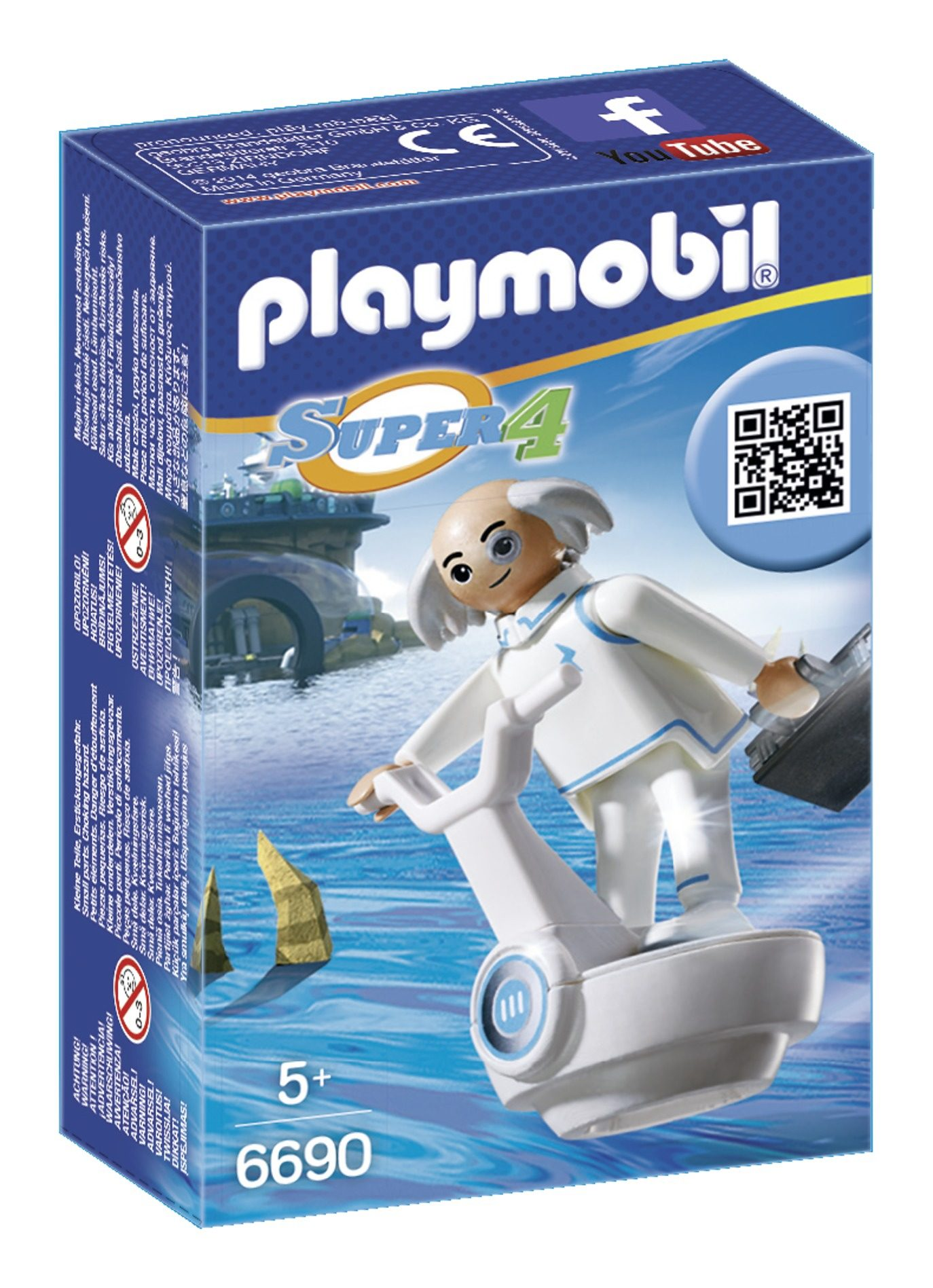 Playmobil® DR X (6690), Super 4®