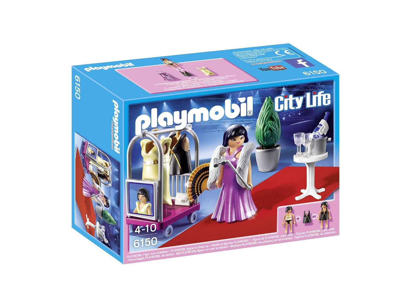 Playmobil® Star-Shooting (6150), City Life