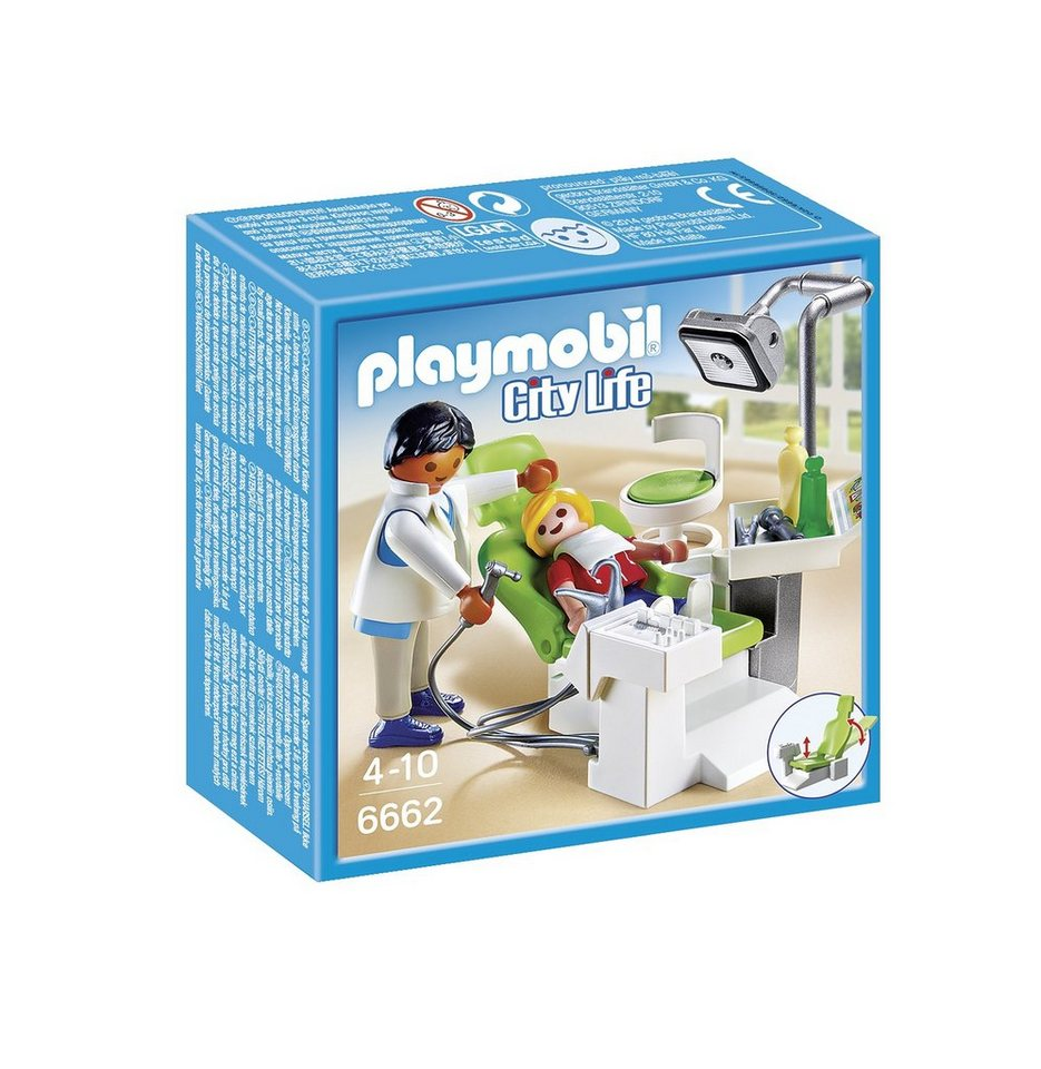playmobil zahnarzt 6662 city life kaufen otto. Black Bedroom Furniture Sets. Home Design Ideas