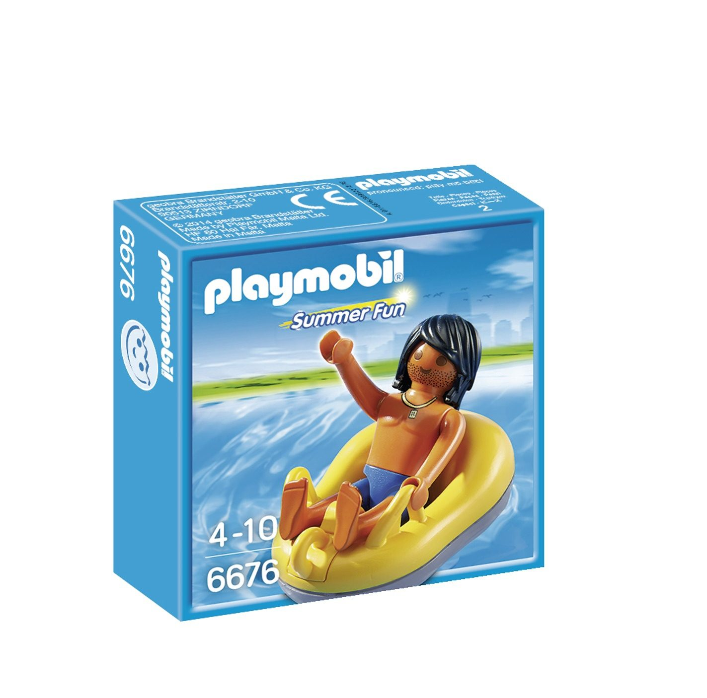 Playmobil® Rafting-Reifen (6676), Summer Fun