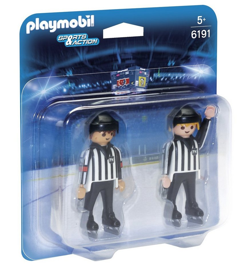 Playmobil® Eishockey-Schiedsrichter (6191), Sports & Action