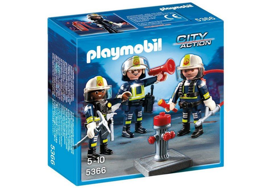 Playmobil® Feuerwehr-Team (5366), City Action
