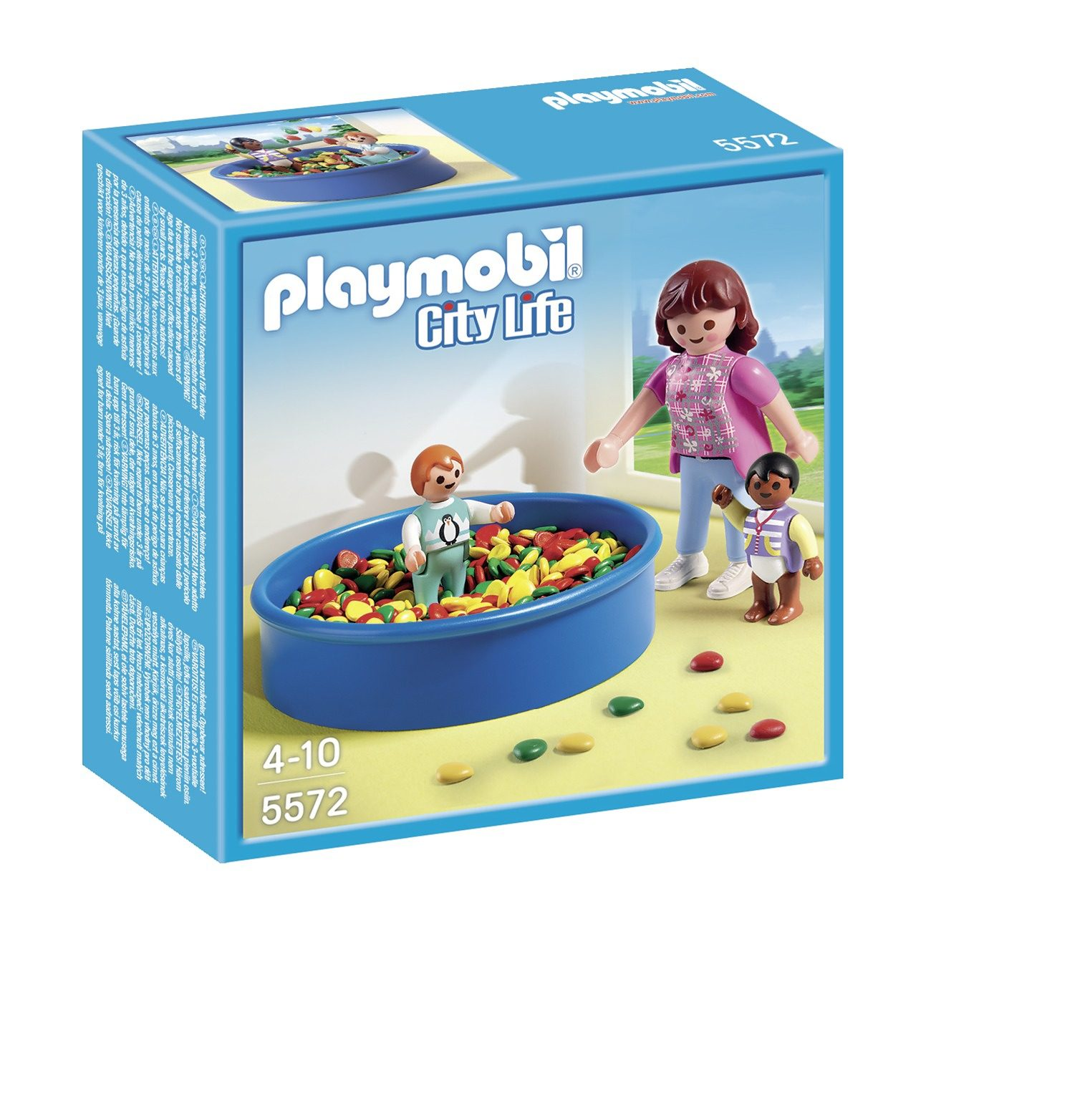 Playmobil® Bällebad (5572), City Life