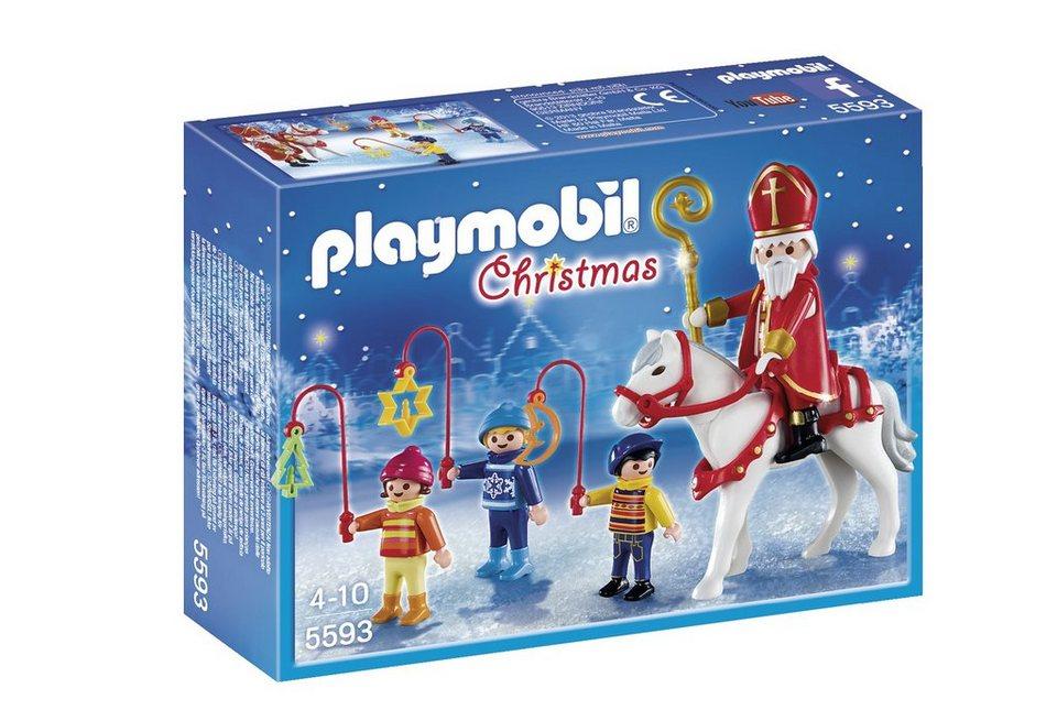 Playmobil® Sankt Martin mit Laternenzug (5593), Christmas