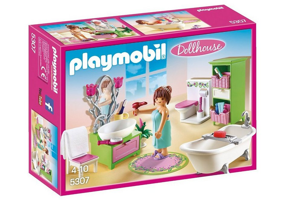 Playmobil® Romantik Bad, Dollhouse