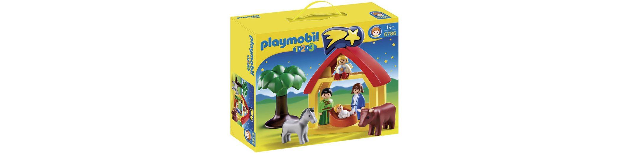 Playmobil® Weihnachtskrippe (6786), Playmobil 1-2-3