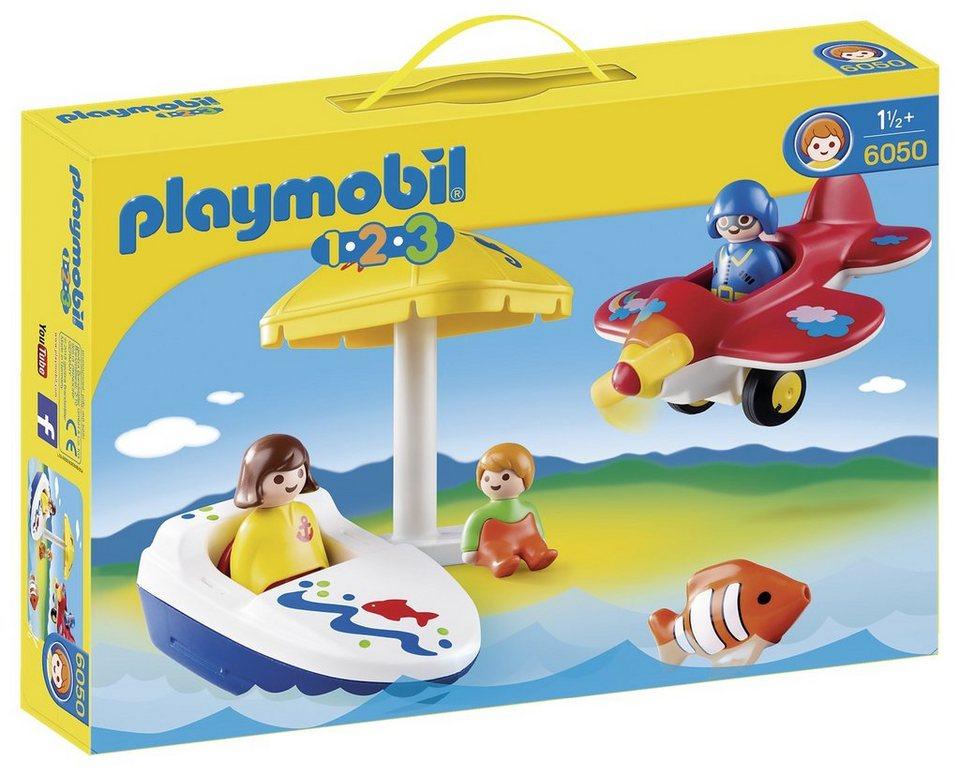 Playmobil® Urlaubsspaß (6050), Playmobil 1-2-3