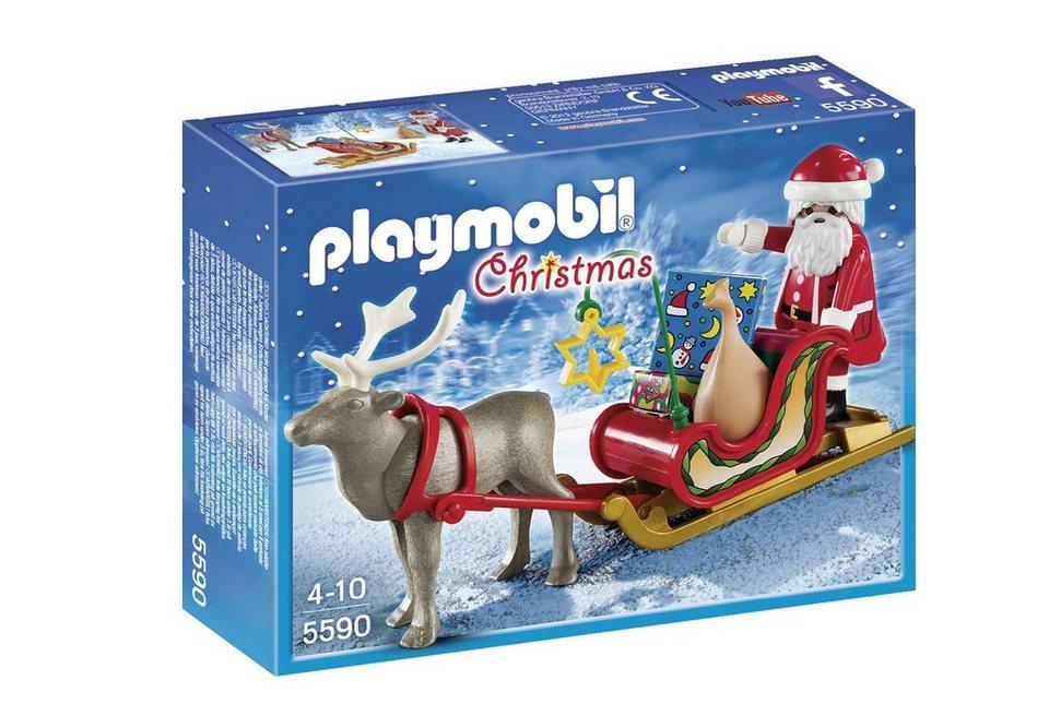 Playmobil® Rentierschlitten (5590), Christmas