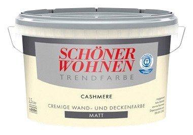 Trendfarbe »cashmere«, matt in Cashmere