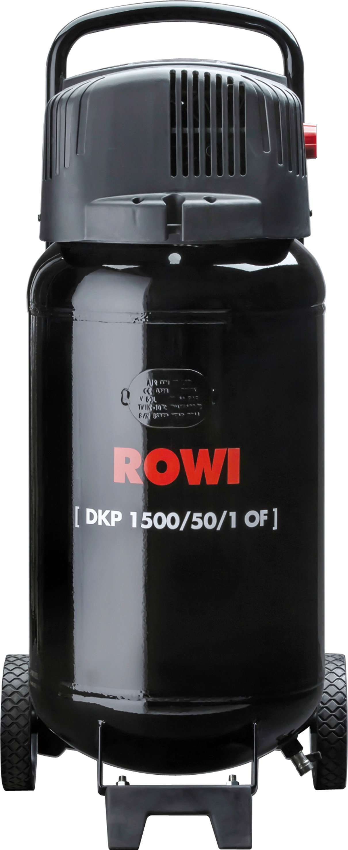 Rowi Kompressor DKP 1500 50 2 OF Vertical Air