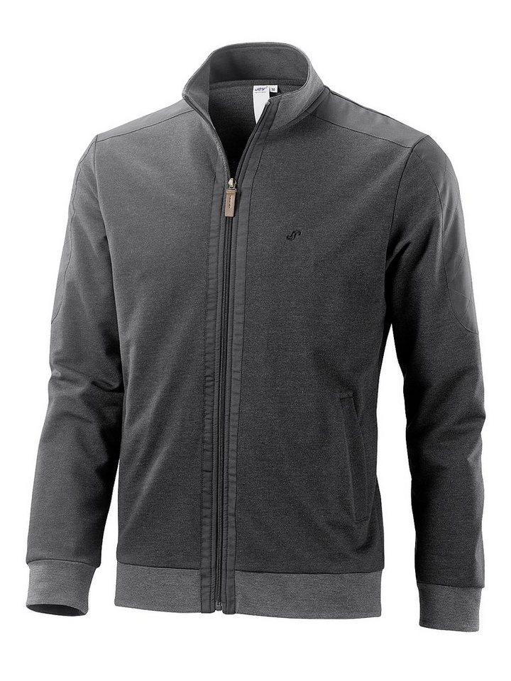 JOY sportswear Jacke »KAREL« in asphalt mel.