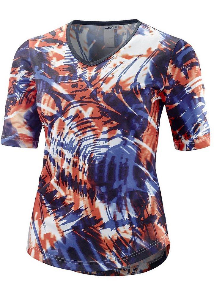 JOY sportswear T-Shirt »VESNA« in samba print