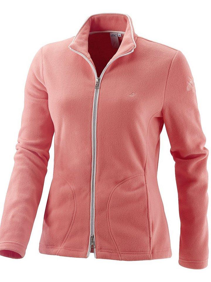 JOY sportswear Jacke »KRISTA« in shrimp