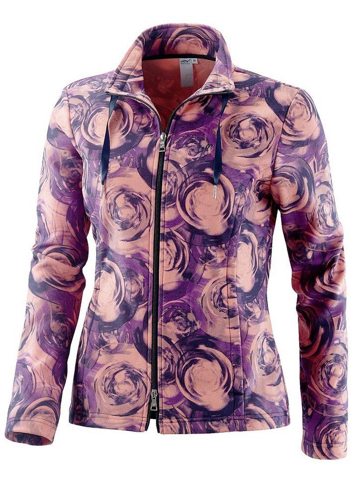 JOY sportswear Jacke »DALILA« in shrimp print