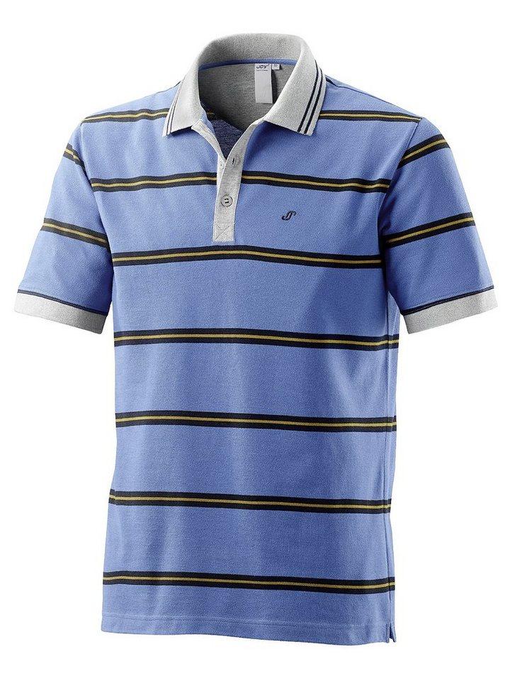 JOY sportswear Polo »BURT« in neptun stripes