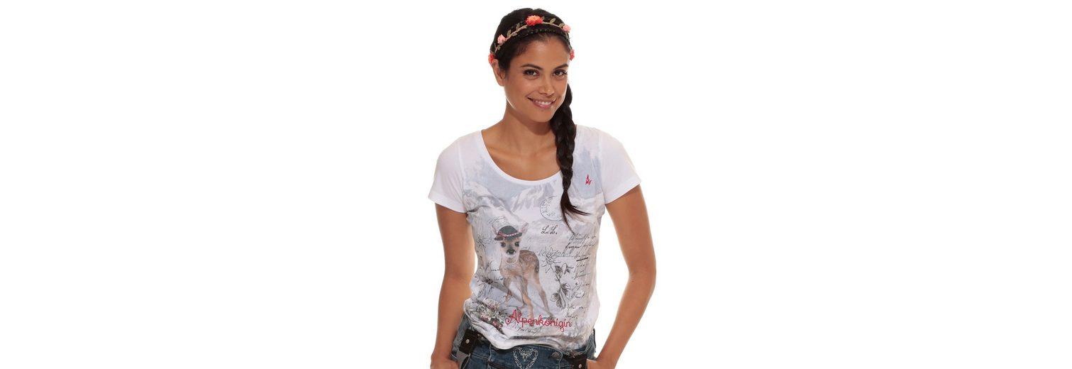 Trachtenshirt Stockerpoint Trachtenshirt mit Damen Stockerpoint Stickerei Damen BtBqdwv