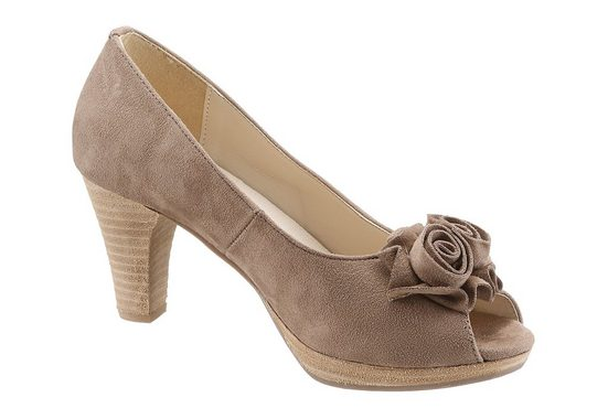 Andrea Conti Seek-pumps, Leather
