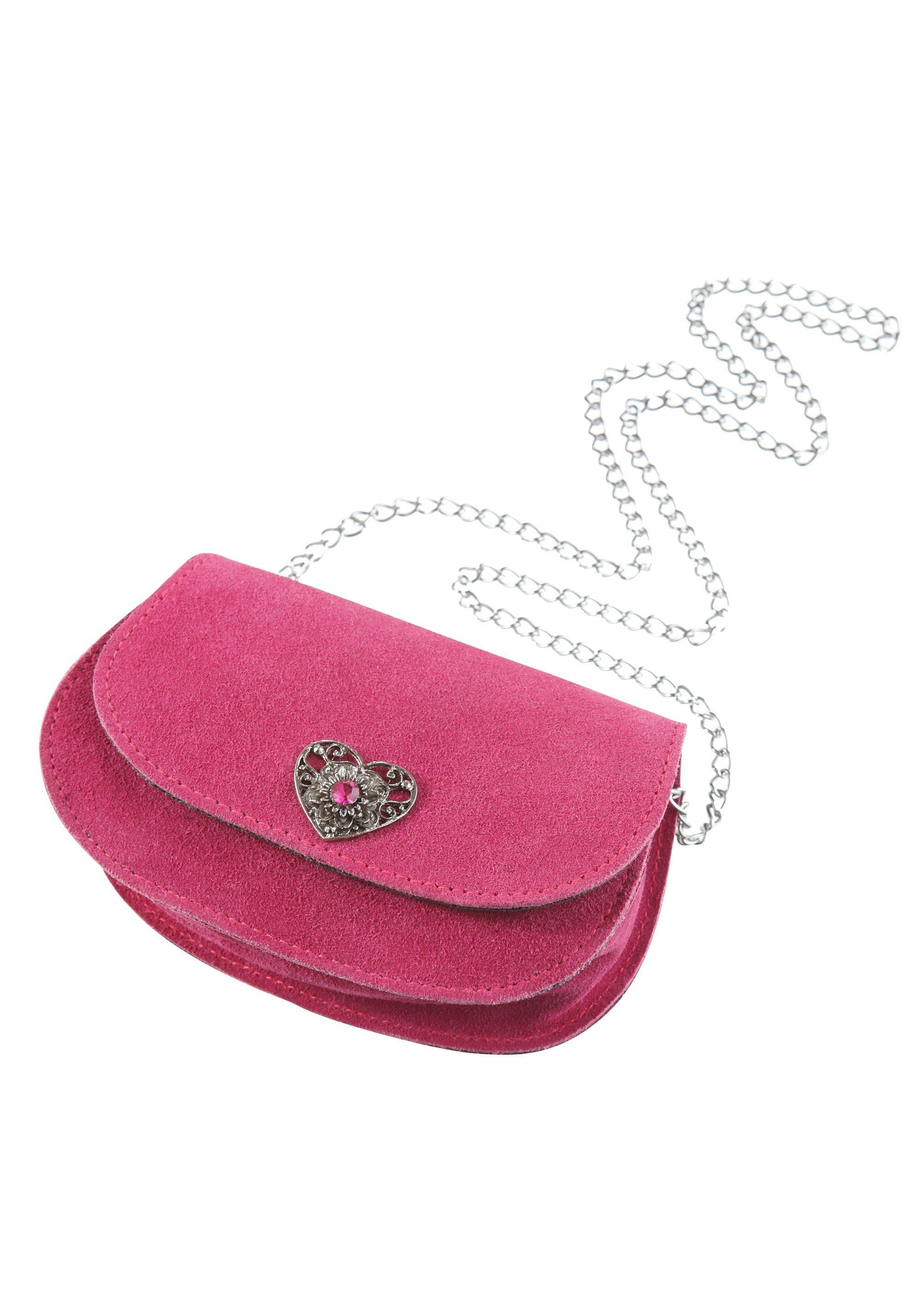 Trachtentasche mit Gliederkette