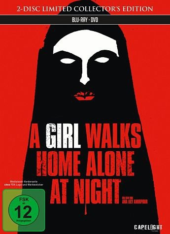 Blu-ray »A Girl Walks Home Alone at Night (Limited...«