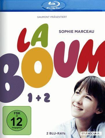 Blu-ray »La Boum 1 + 2 (2 Discs)«