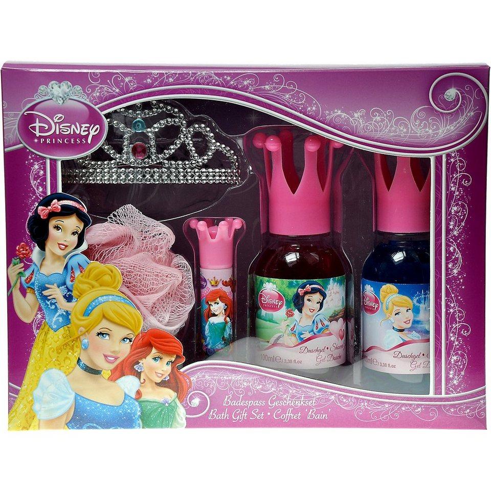 Geschenkset Krone, Disney Princess