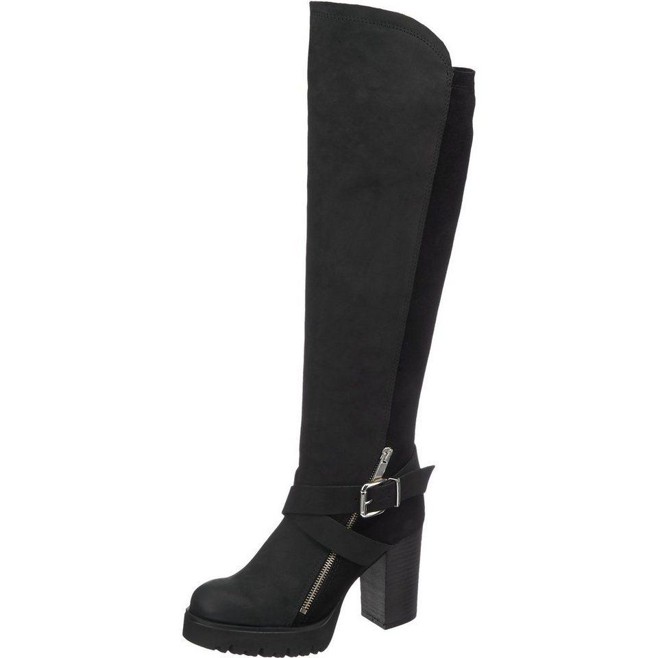 BULLBOXER Stiefel in schwarz