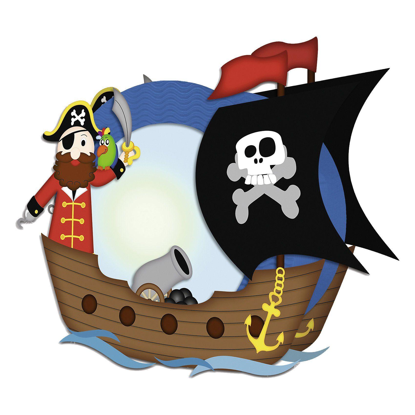 URSUS Laternenbastelset Pirat, ohne Schneiden