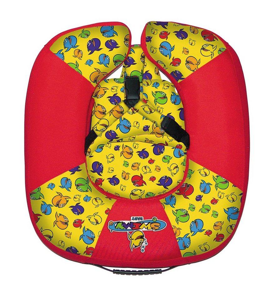 Grabner Schwimmweste »Swimy Baby Schwimmlernhilfe« in rot