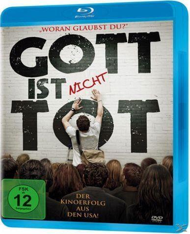 Blu-ray »Gott ist nicht tot - God's Not Dead«