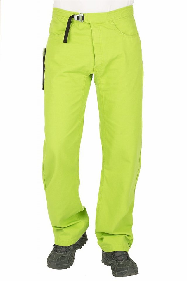 Edelrid Outdoorhose »Pants Men« in grün