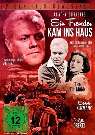 DVD »Ein Fremder kam ins Haus«