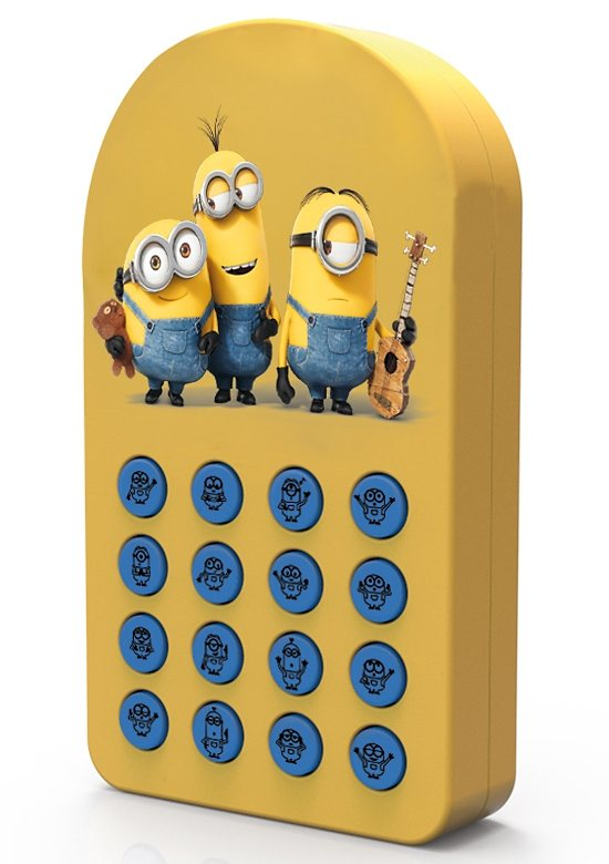 IMC Toys Soundboard, »Minions« in gelb