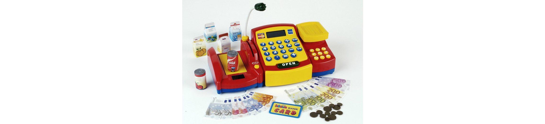 Klein Spielkasse, »Kassen- und Wiegestation«