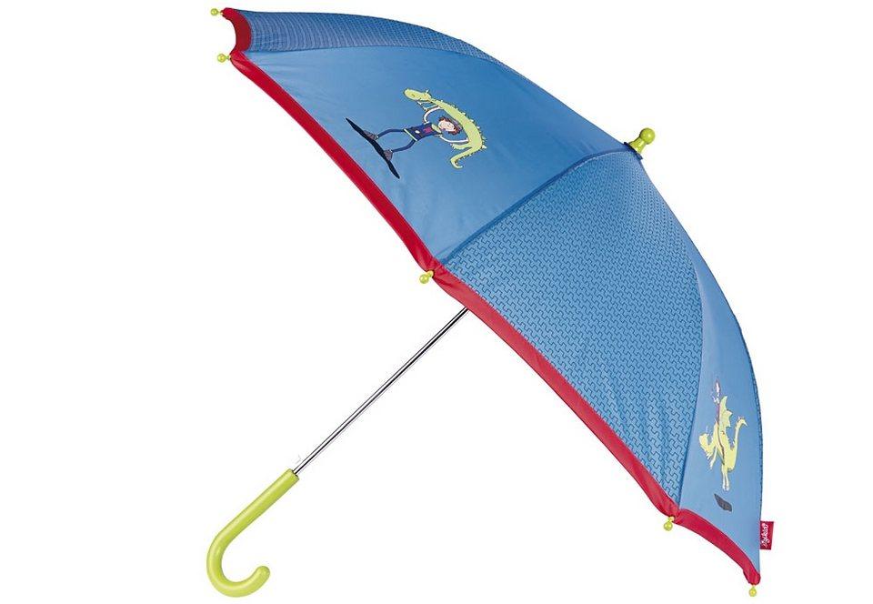 Sigikid Kinderregenschirm, »Ritter« in blau