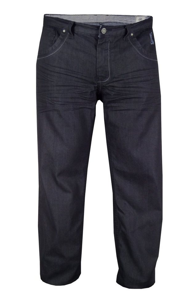 greyes Jeans Stretch in Schwarz