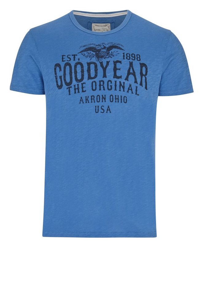Goodyear T-Shirt »TORONTO« in Majestic Blue