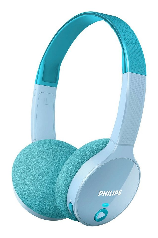 Philips Kinderkopfhörer »SHK4000/00« in blau