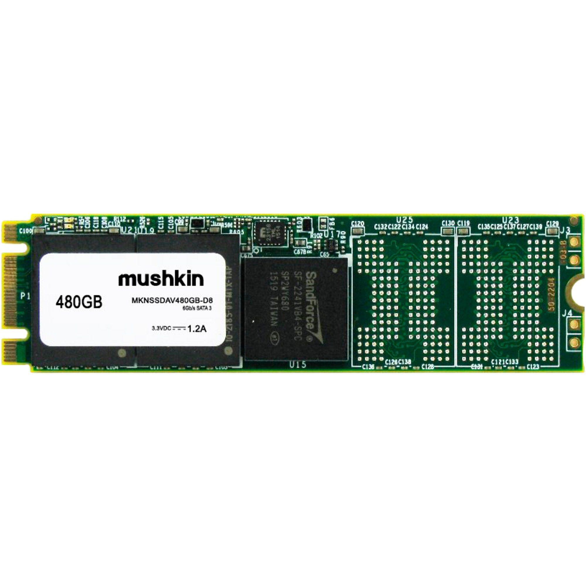 Mushkin Solid State Drive »MKNSSDAV480GB-D8 480 GB«