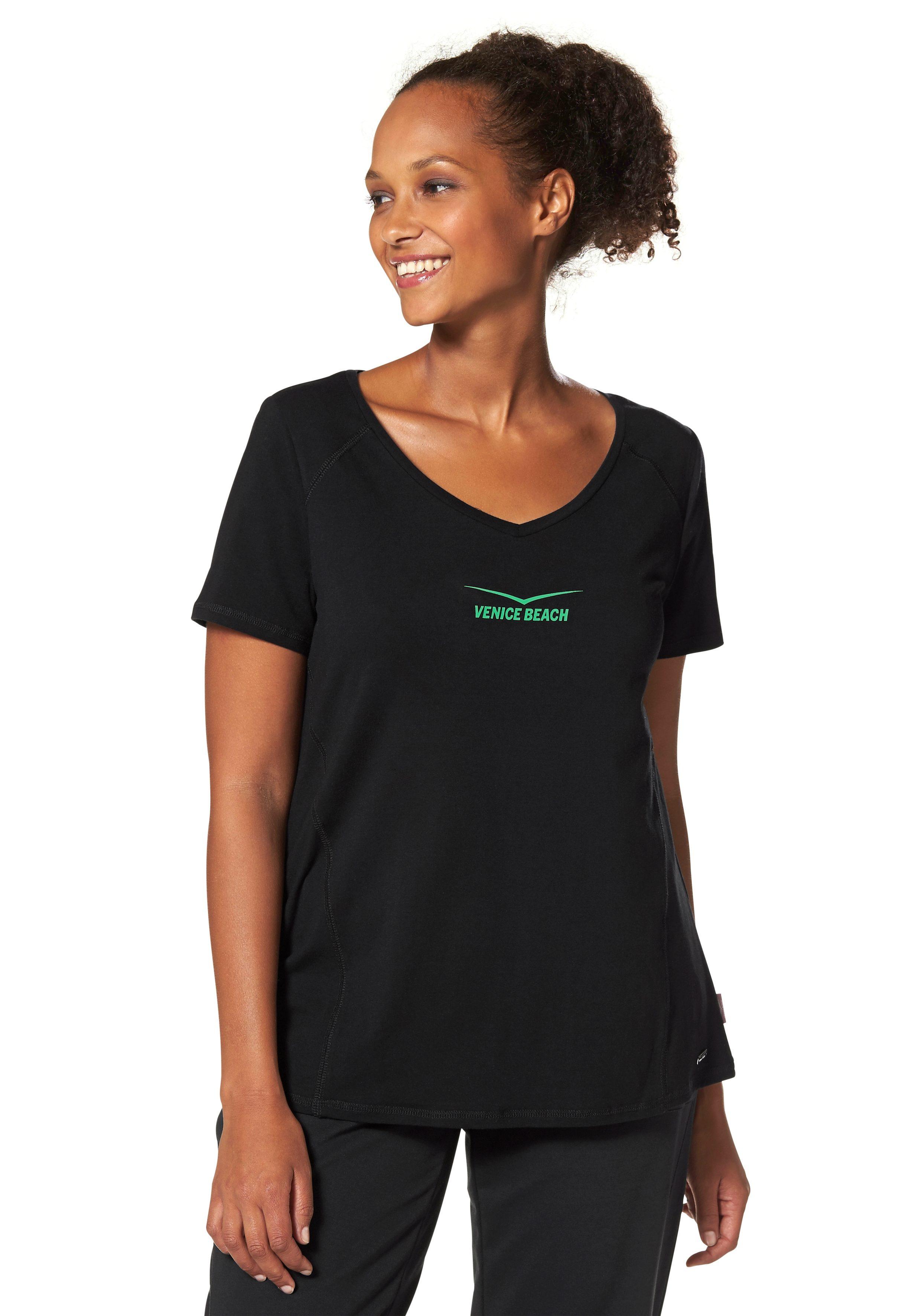 Venice Beach T-Shirt Große Größen